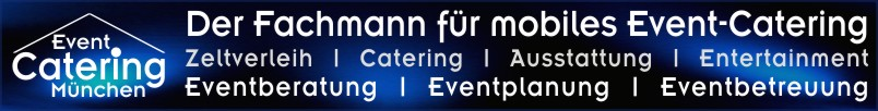 Zeltverleih Catering München